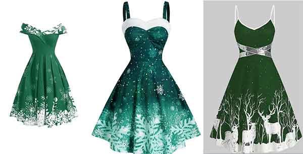 zimske haljine